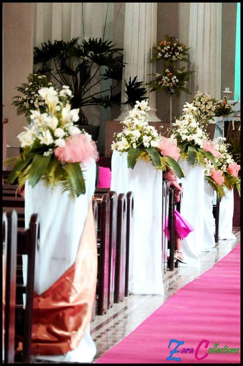 Church Wedding Decoration Wedding Pinterest Church