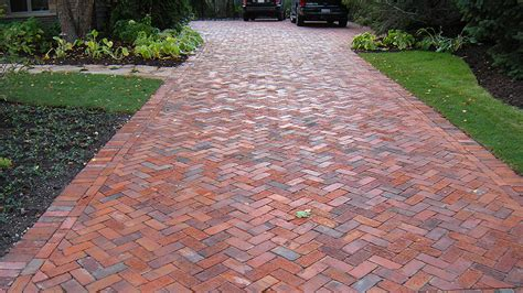 paving options types of driveways sand seal paving