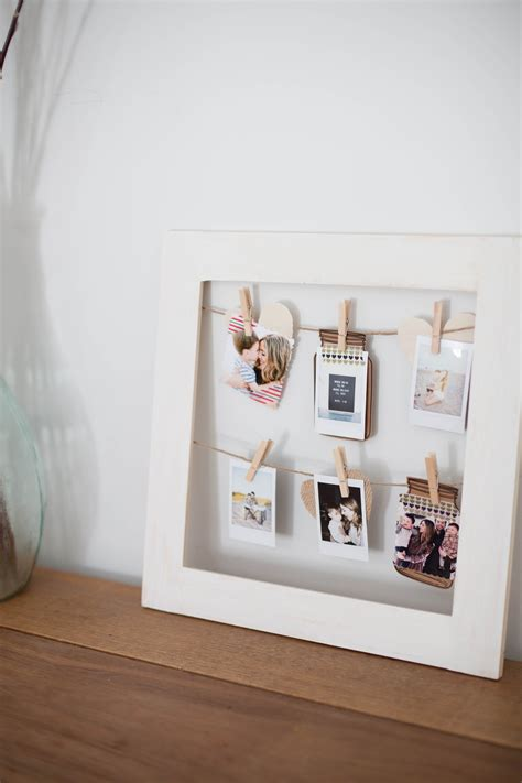 home diy photo frame lauren mcbride