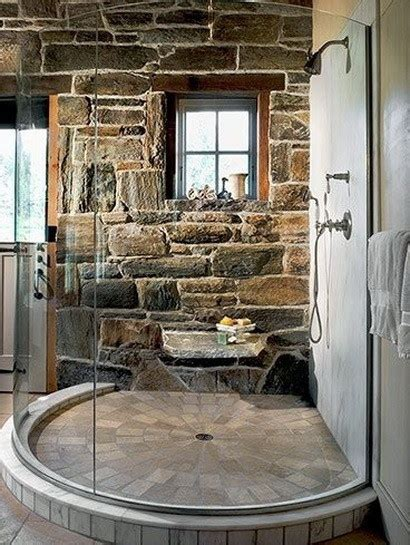 bathroom design ideas   stone