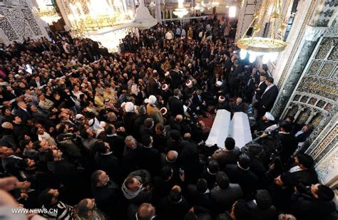 Syria mourns prominent cleric killed in Damascus mosque ...