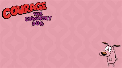 Courage The Cowardly Dog HD Wallpapers - Wallpaper Cave
