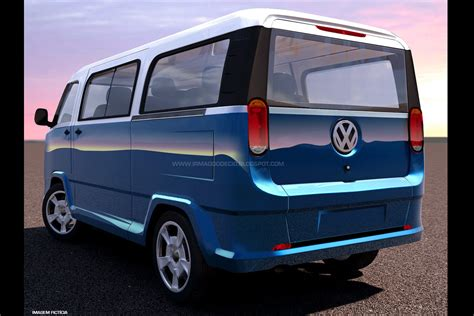 2015 Vw Transporter Is A Thing Of Beauty