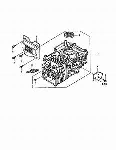 Honda Gcv190 Engine Schematics
