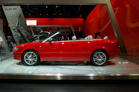 convertible audi red audi red s4 convertible 2007 audi car pictures by