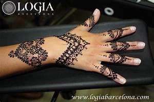 El significado de los tatuajes de henna Tatuajes Logia Barcelona
