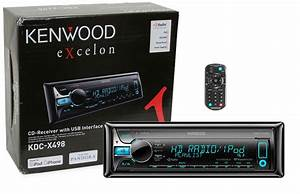 Kenwood Excelon Kdc X897 Manual
