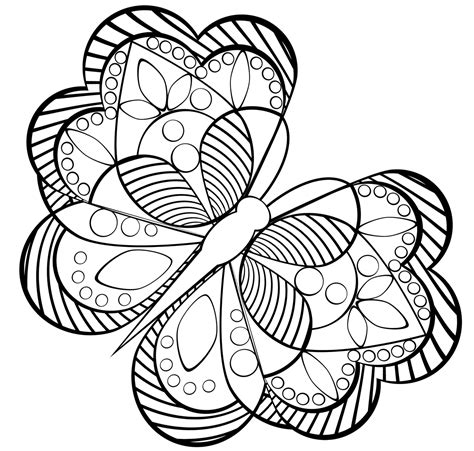 free coloring pages for adults free coloring pages for adults printable detailed image 23 6594