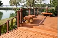 designing a deck composite decking | Archadeck of Charlotte