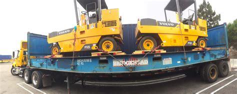 intermodal drayage mora trucking