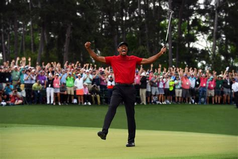 Masters 2019: Tiger Woods' 15th major was improbable and ...