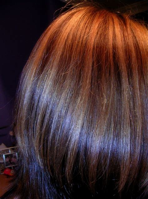 hair color combinations hair with highlights and low lights brown hair color