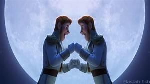Frozen Anna And Hans Love Is An Open Door | www.pixshark ...