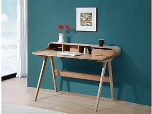 Schreibtisch 60 Cm Tief : schreibtisch sekret r holz loki 2 farben g nstig kaufen ~ Yasmunasinghe.com Haus und Dekorationen