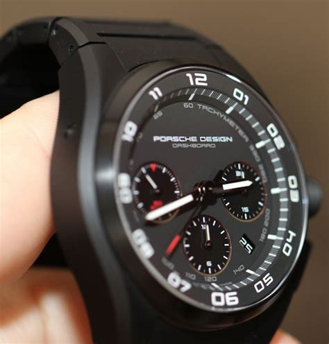 Porsche Design P'6620 Dashboard Chronograph Watch Review