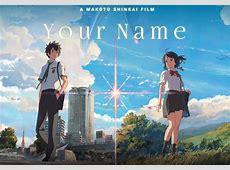 Movie Review Your Name – SLUG Magazine