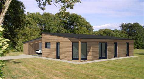 modele maison erika becokit maisons ossature bois