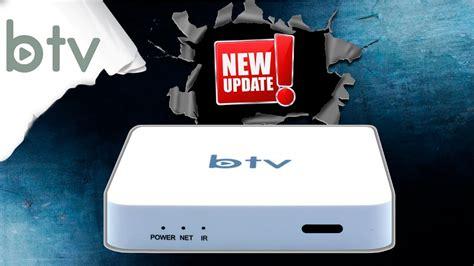 Btv Box Atualização Aplicativo Vivo Tv Versão 1.3.2