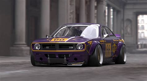 bmw e46 m stoßstange rocket bunny s14 plymouth cuda look kit on it awesome cars plymouth