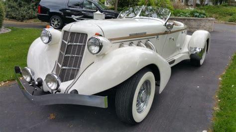 1936 Auburn Speedster 851 Secondgeneration