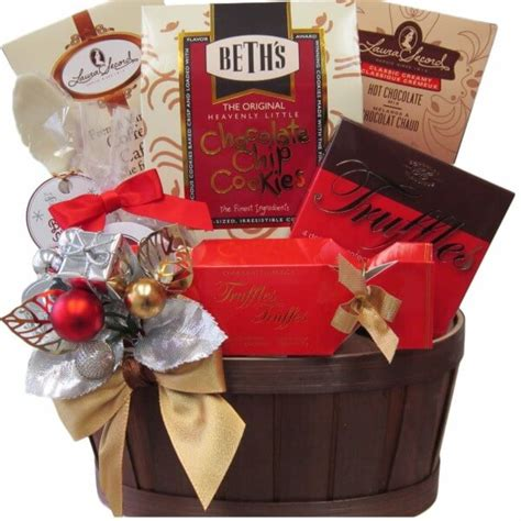 corporate christmas gift ideas the sweet basket