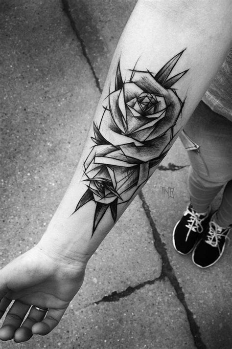 120+ Meaningful Rose Tattoo Designs | Tattoos, Tattoo sketches, Rose tattoos
