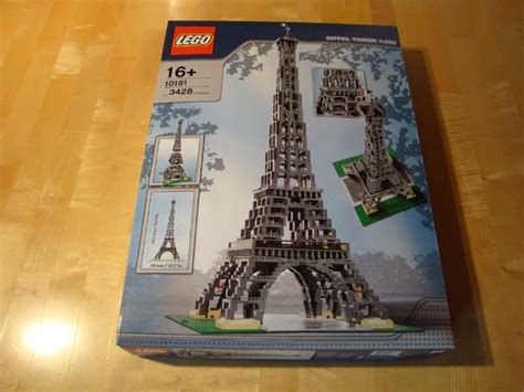 lego eiffel tower  buildings set tradekorea
