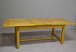Table Bois Rustique A Vendre