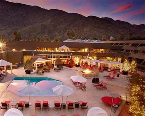 hard rock palm springs