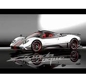 World Of Cars Pagani Zonda Cinque Roadster