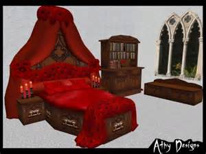 Vampire Coffin Bed