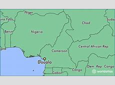 Where is Douala, Cameroon? Douala, Littoral Map