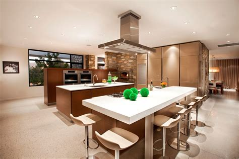 Modern Open Plan Kitchen Dining Room Theamphlettscom