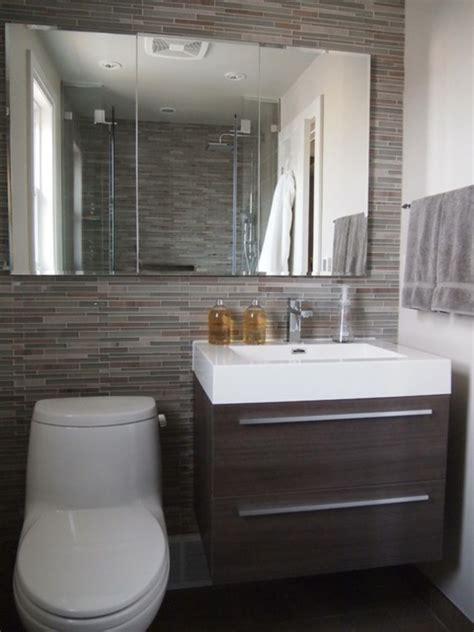 ideen fr kleine bder kleines bad minimalistisch einrichten kleines bad gestalten ideen mosaik braun beige kleiner