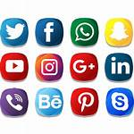 Social Icon Icons Redes Sociales Iconos Pack