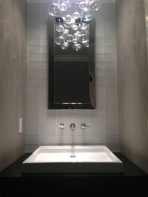 Small projects   Modern   Powder Room   other metro   by