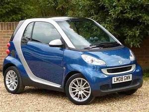 Smart 2008  08  Fortwo 1 0  84bhp  Semi A Passion With