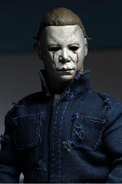 Halloween Neca Myers Michael Retro Figures Inch