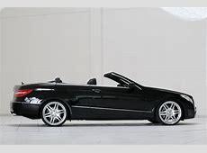 2010 Mercedes EKlasse Cabrio by Brabus autoevolution