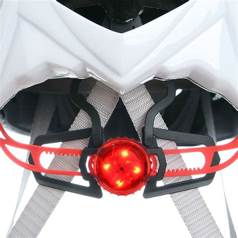 bike helmet light unique design dirt bike helmet light au bm08