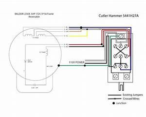 Marathon 2hp Electric Motor Wiring Diagram