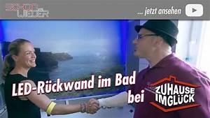 Zuhause Im Glück Badezimmer : zuhause im gl ck r ckwand f r das badezimmer youtube ~ Heinz-duthel.com Haus und Dekorationen