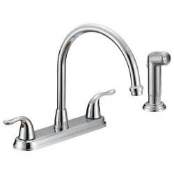 best kitchen faucet with sprayer gorgeous kitchen faucet home depot on moen ca87527 chrome kitchen faucet with side spray from