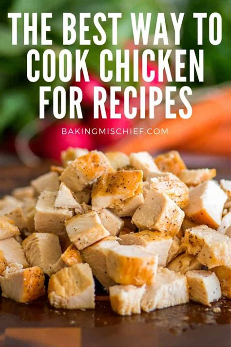 best way to cook chicken breast for soup how to cook chicken breasts for recipes baking mischief