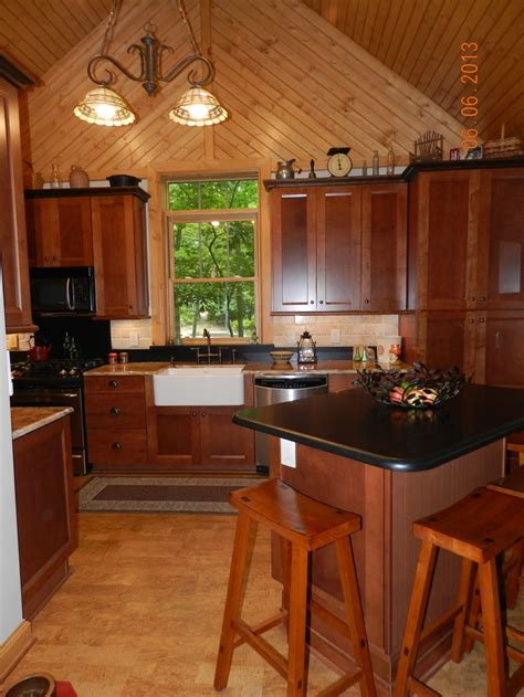 wooden kitchen cabinet beautiful waypoint cabinets by carpet one kitchens by 1164