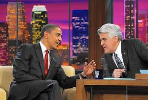 Jay Leno — that jaw, that voice — on the road again ...  Jay