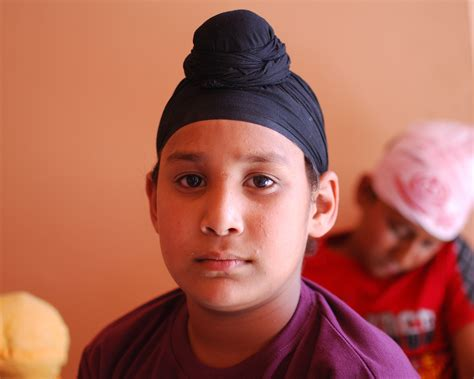 """One of the most distinguishing features about sikhs is the practice of keeping long uncut hair (kes). Just submitted this reply to a YouTube comment:"""" I have no ..."""
