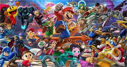 Smash Ultimate Bros Characters Super Least