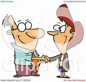 Business People Shaking Hands Clip Art | Clipart Panda ...