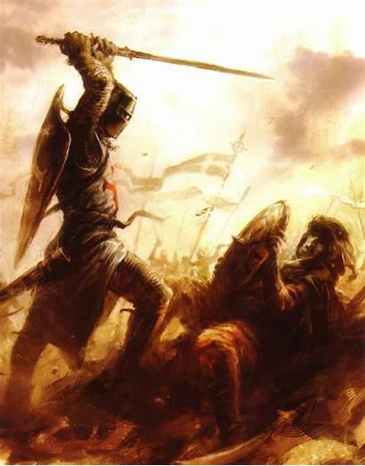 Christian Warrior Crusader Wallpapers Backgrounds Wallpaperaccess